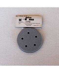 "Interface Pad 5"" DA 1/2"" Cushion HL to HL Discs- 5 Hole"