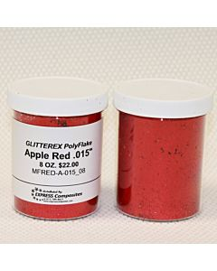 Apple Red PolyFlake