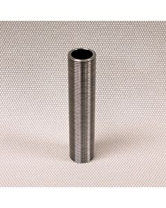 "Finned Aluminum Roller Cover: Fits on 9"" Paint Roller"