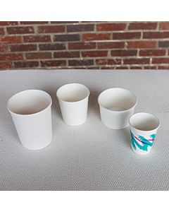 Paper Mixing Cups