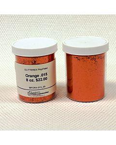Orange PolyFlake